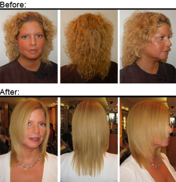 Hair By Raigen Brazilian Blowout Vancouver BC Canada