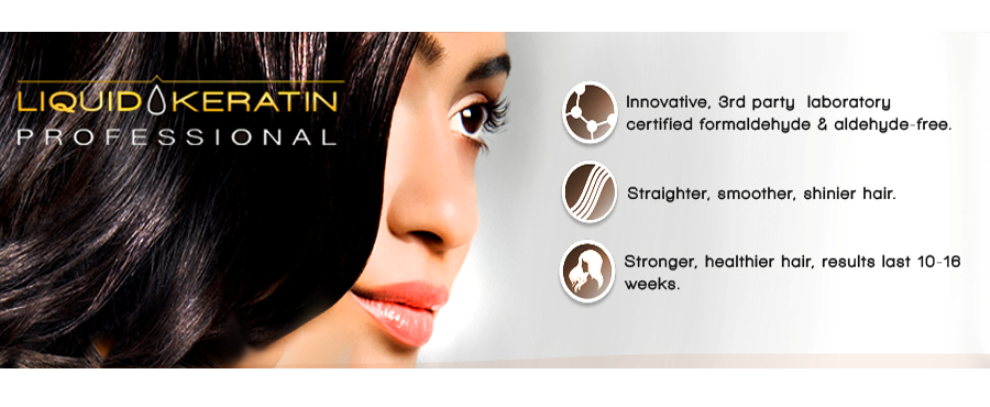 Hair By Raigen Liquid Keratin Professional Treatment In